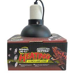 Hüllő lámpa, csiptethető 14*19.5cm