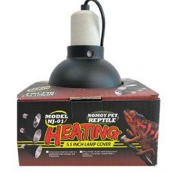 csíptethető hüllő lámpa, 14*19.5cm